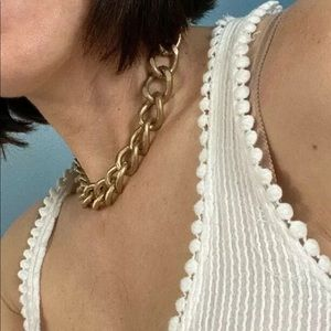 $38 Urban Outfitters Large Link Chain Necklace